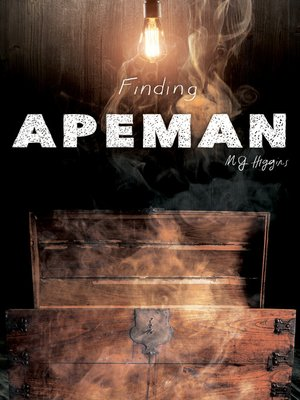 cover image of Finding Apeman