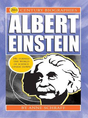 cover image of Albert Einstein