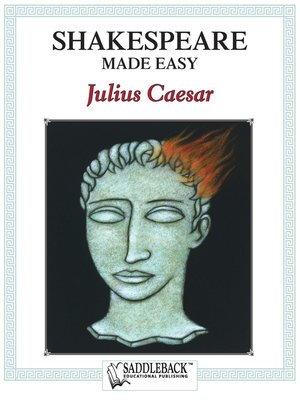 cover image of Julius Caesar Shakespeare Made Easy
