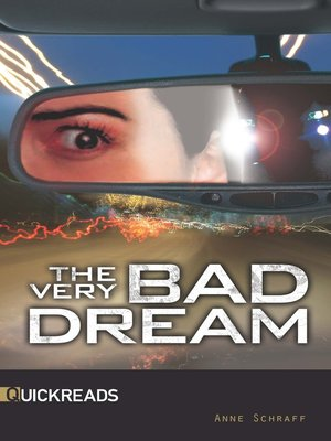cover image of The Very Bad Dream