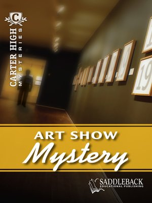 cover image of Art Show Mystery