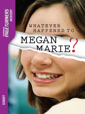 cover image of Whatever Happened to Megan Marie?