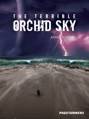 cover image of The Terrible Orchid Sky (Adventure)