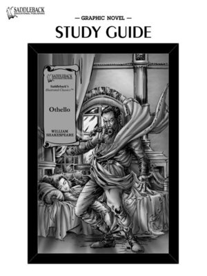 cover image of Othello Study Guide