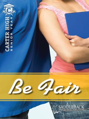 cover image of Be Fair