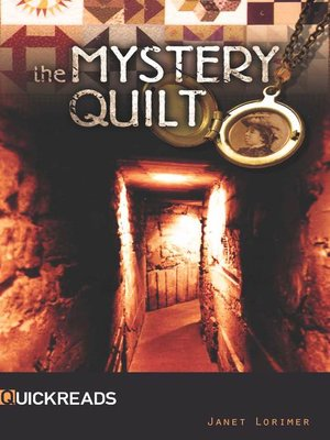 cover image of The Mystery Quilt, Set 1
