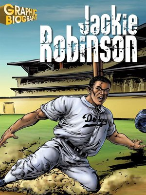 cover image of Jackie Robinson Graphic Biography