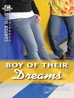 cover image of Boy of Their Dreams