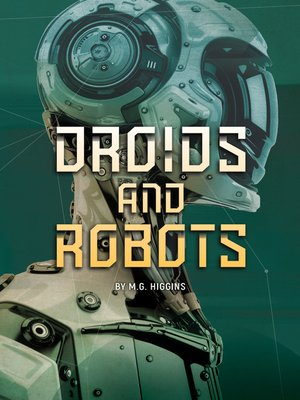 cover image of Droids and Robots