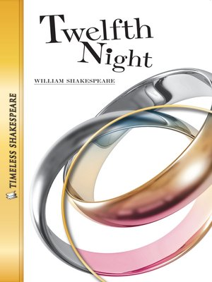 cover image of Twelfth Night Paperback Book