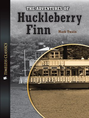 cover image of Adv. Huck Finn