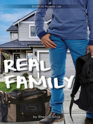 cover image of Real Family [4]