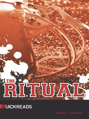 cover image of The Ritual, Set 1