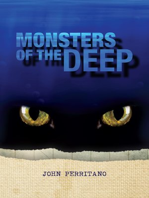 cover image of Monsters of the Deep