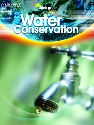 cover image of Water Conservation Differentiated Text