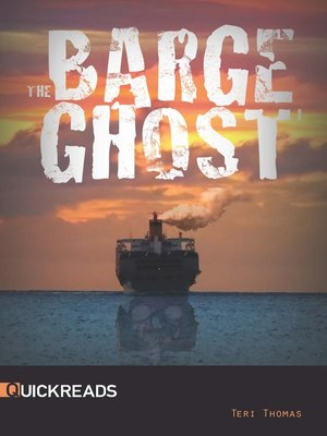 cover image of The Barge Ghost