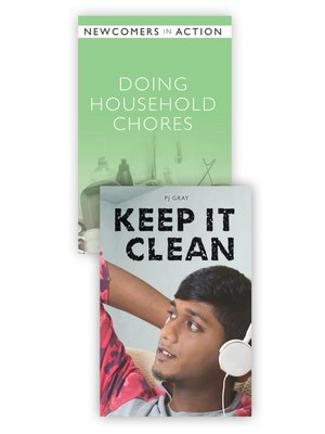 cover image of Doing Household Chores / Keep It Clean