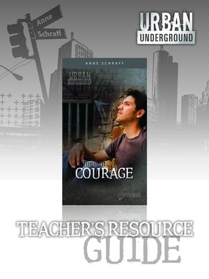 cover image of Time of Courage Digital Guide