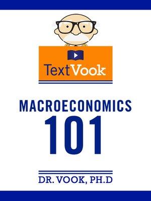 cover image of Macroeconomics 101
