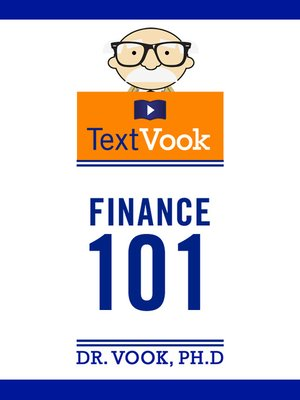 cover image of Finance 101