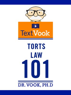 cover image of Torts Law 101