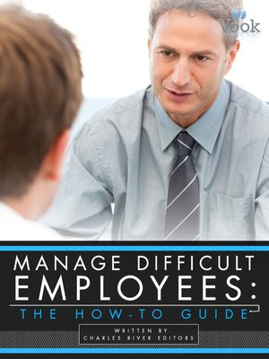 cover image of Manage Difficult Employees