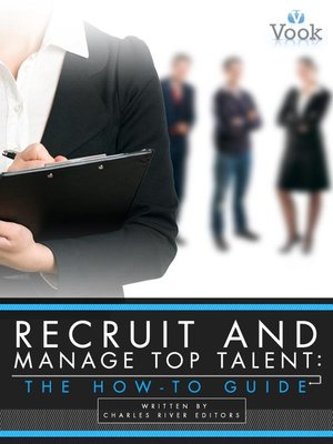 cover image of Recruit and Manage Top Talent