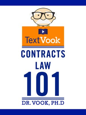 cover image of Contracts Law 101