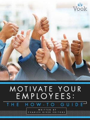 cover image of Motivate Your Employees