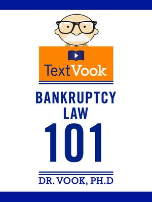 cover image of Bankruptcy Law 101