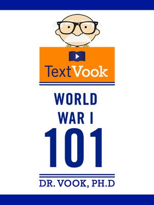 cover image of World War I 101