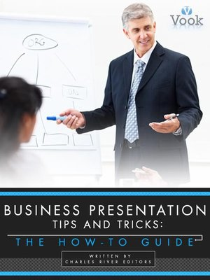 cover image of Business Presentation Tips and Tricks