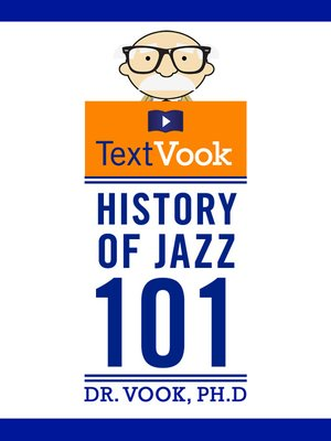 cover image of History of Jazz 101