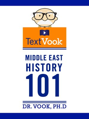 cover image of Middle East History 101