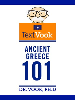 cover image of Ancient Greece 101