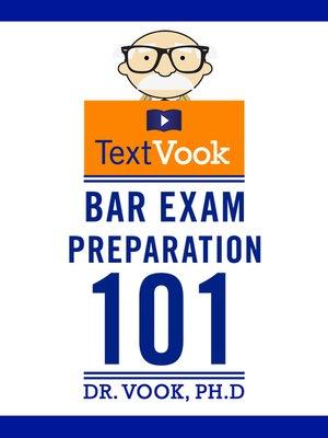 cover image of Bar Exam Preparation 101