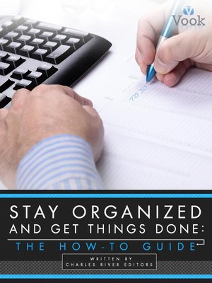cover image of Stay Organized and Get Things Done