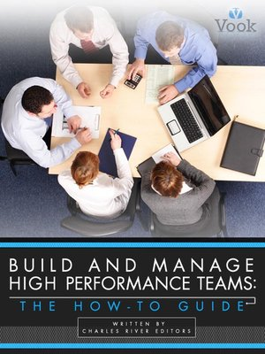 cover image of Build and Manage High Performance Teams