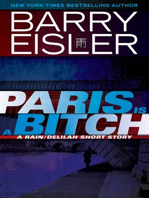 cover image of Paris is a Bitch