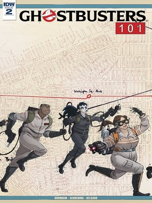 cover image of Ghostbusters 101 (2017), Issue 2