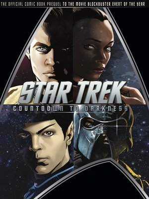 cover image of Star Trek: Countdown to Darkness