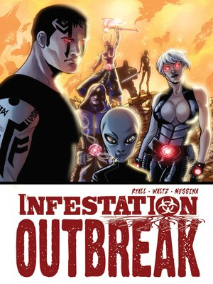 cover image of Infestation: Outbreak