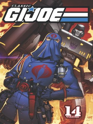 cover image of Classic G.I. Joe, Volume 14