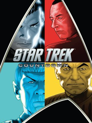 cover image of Star Trek: Countdown