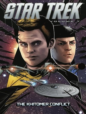 cover image of Star Trek, Volume 7