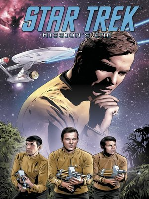 cover image of Star Trek: Mission's End
