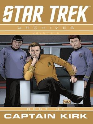 cover image of Star Trek Archives, Volume 5