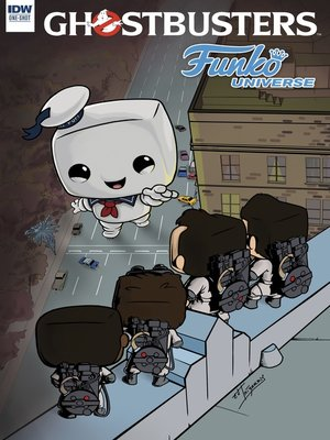 cover image of Ghostbusters: Funko Universe