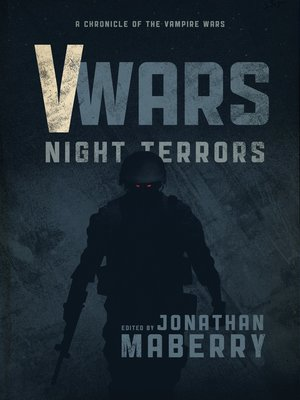 cover image of V-Wars: Night Terrors