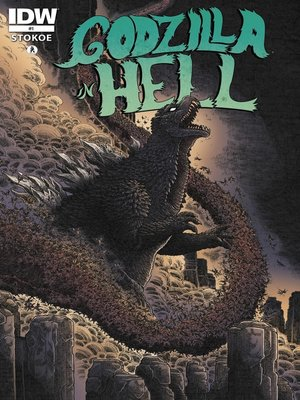 cover image of Godzilla in Hell (2015), Issue 1